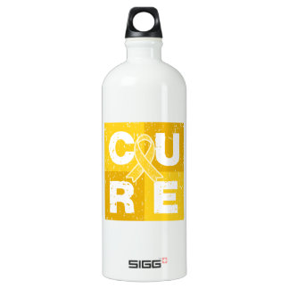 CURE COPD Cube SIGG Traveler 1.0L Water Bottle