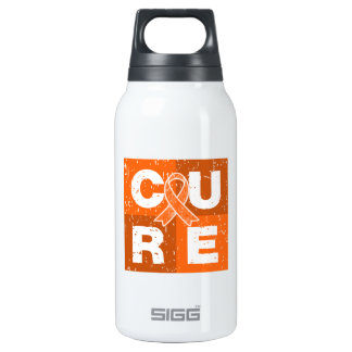 CURE COPD Distressed Cube SIGG Thermo 0.3L Insulated Bottle