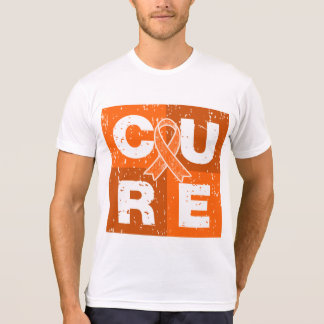 CURE COPD Distressed Cube Shirts