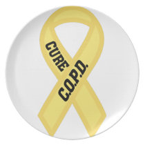 Cure COPD Plate