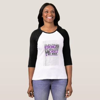 Cure Cystic Fibrosis Shirt by Elle Rose