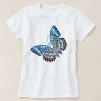 Cure Diabetes Butterfly Tee