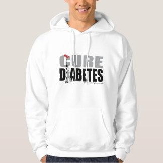 Cure Diabetes Syringe Hoodie