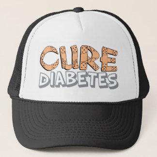 Cure Diabetes Trucker Hat
