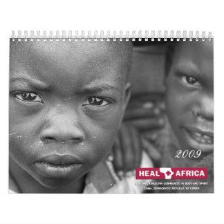 CURE el calendario de África