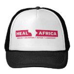 CURE el gorra de África