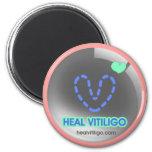 Cure el imán de Vitiligo