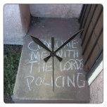 CURE EL LORD-CLOCK RELOJES DE PARED