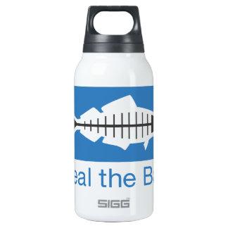 Cure el Swag de la bahía Botella Isotérmica De Agua