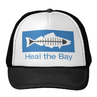 Cure el Swag de la bahía Gorras