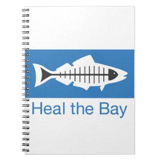 Cure el Swag de la bahía Notebook