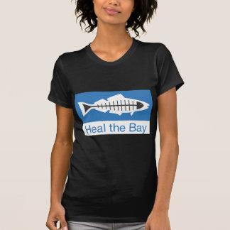 Cure el Swag de la bahía Camisetas