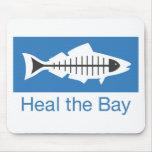 Cure el Swag de la bahía Tapete De Raton