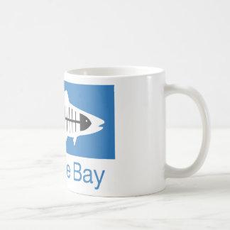Cure el Swag de la bahía Taza De Café