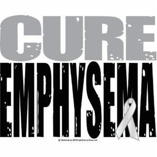 Cure Emphysema Acrylic Cut Out