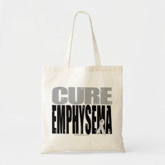 Cure Emphysema Tote Bag