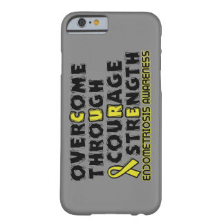 CURE...Endometriosis Barely There iPhone 6 Case