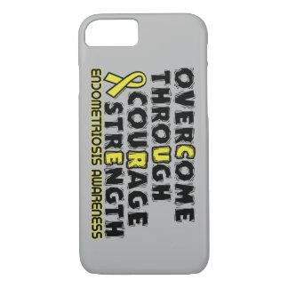 CURE...Endometriosis iPhone 8/7 Case