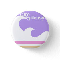 """Cure Epilepsy"" Mini Button"