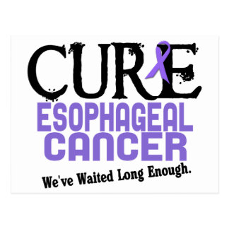 CURE Esophageal Cancer 3 Postcard