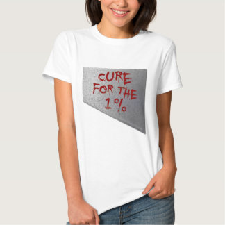 Cure for the 1 Percent Tee Shirt