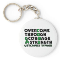CURE...Gastroparesis Keychain