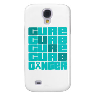 CURE Gynecologic Cancer Collage Samsung Galaxy S4 Case