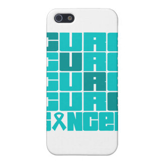 CURE Gynecologic Cancer Collage iPhone 5 Cases