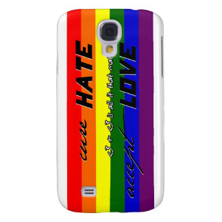 Cure Hate Samsung Galaxy S4 Case