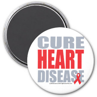 Cure Heart Disease Magnet