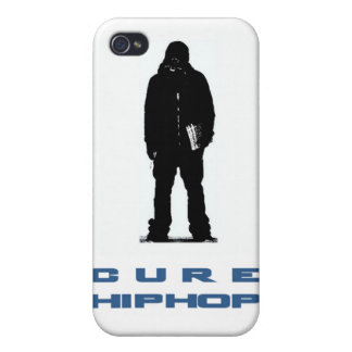 CURE HIP HOP Iphone4 case iPhone 4/4S Cases