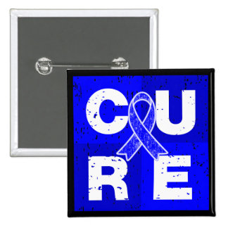 CURE Histiocytosis Cube Button