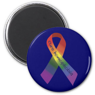 Cure Homophobia Magnet