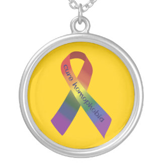 Cure Homophobia Necklace