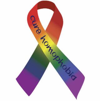 Cure Homophobia Photo Cutouts