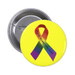 Cure Homophobia Pinback Button