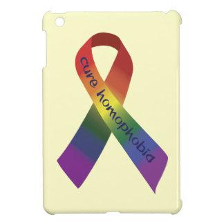 Cure Homophobia Ribbon Cover For The iPad Mini