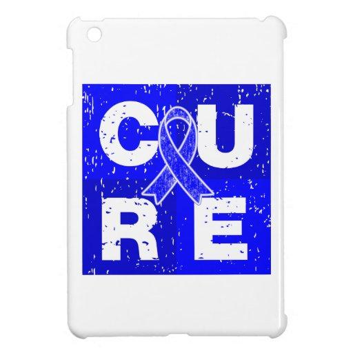 CURE Huntington's Disease Cube Case For The iPad Mini