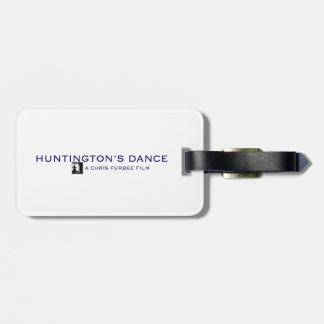 Cure Huntington's Luggage Tag