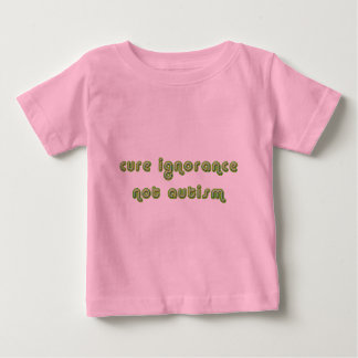 Cure Ignorance (Green) Infant T-Shirts