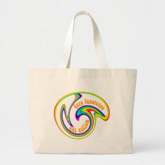 Cure Ignorance Swirl Bags