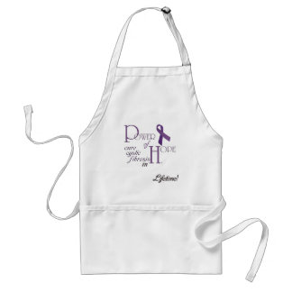 Cure in this Lifetime! Adult Apron