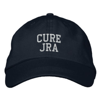 """Cure JRA"" - Embroidered Hat"