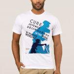 Cure Juvenile Delinquency T-Shirt