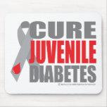 Cure Juvenile Diabetes Mouse Pad
