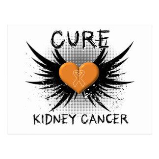 Cure Kidney Cancer Postcard