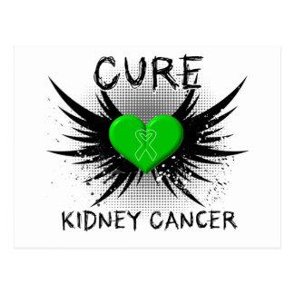 Cure Kidney Cancer v2 Postcard