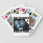 Cure la paz de mundo por paz barajas