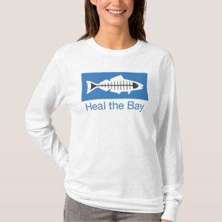 Cure la sudadera con capucha de la bahía (para