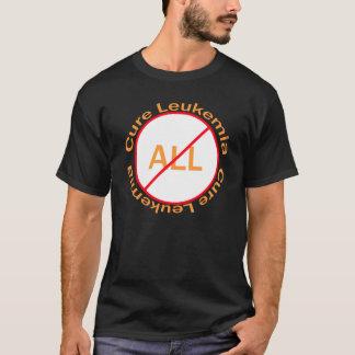 Cure Leukemia ALL Acute Lymphocytic Leukemia Shirt